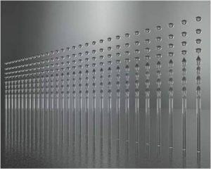 Mono disperse aerosol drops