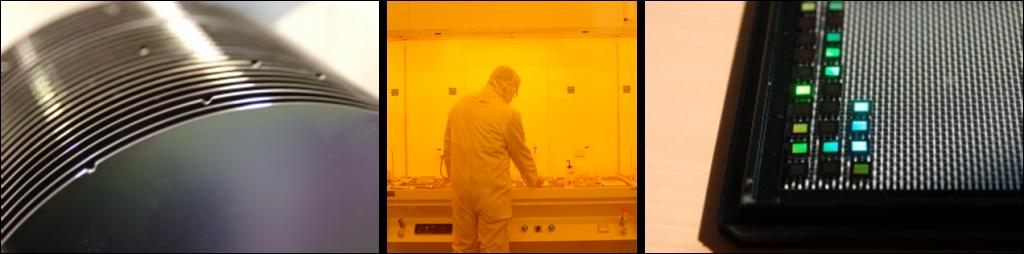 Microsieve manufacturing